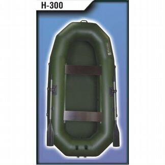 Лодка Муссон H-300 + мотор HDX T - 2.6 объявление продам