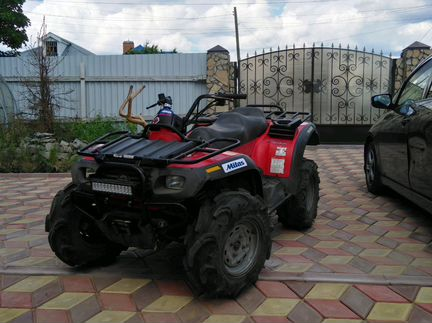 Bombarded Quest Max 650. 4x4. 2004г.в. Канада