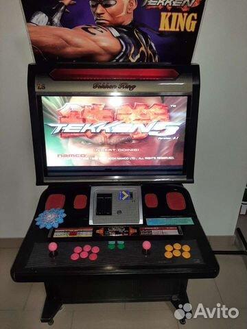 Tekken игровой автомат игровые автоматы на соколе