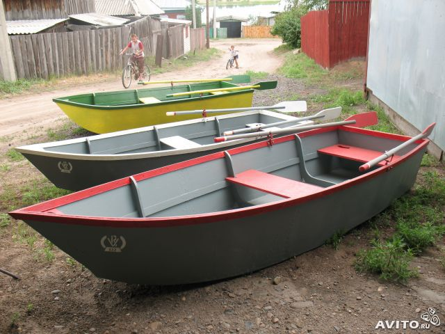 купить самодельную лодку в татарстане