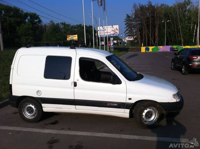 Citroen Berlingo, 1997