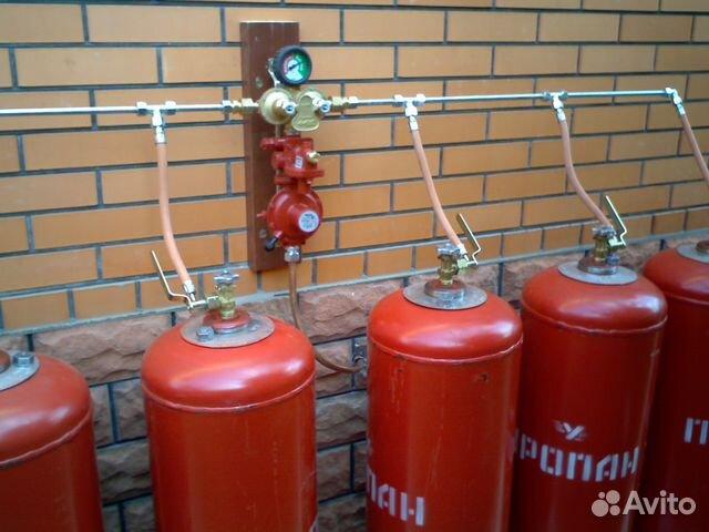 автоматические системы отопления на сжиженном газе