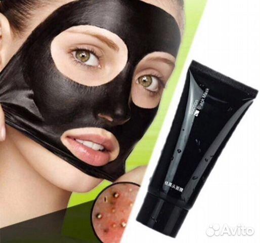маска против черных точек видео