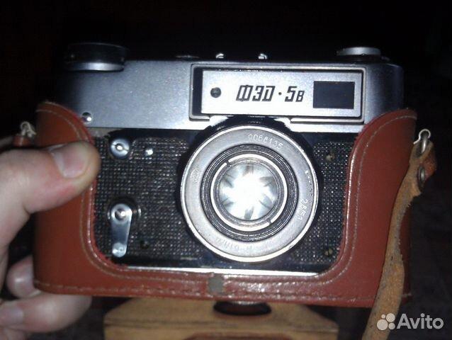 как определить год выпуска у фотоаппарата фэд простокваше
