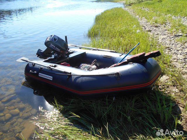 лодка с мотором бу в кемеровской области