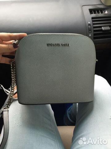 1ec45dc83ce8 Женская сумка Michael kors клатч серая   Festima.Ru - Мониторинг ...