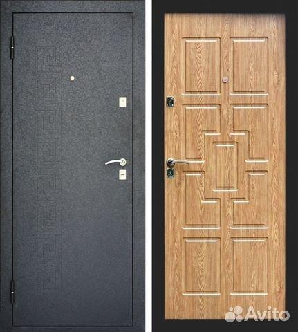 купить и установить дверь металлическую