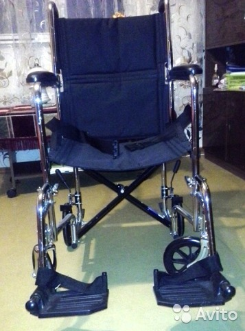 Кресло инвалидное  бу