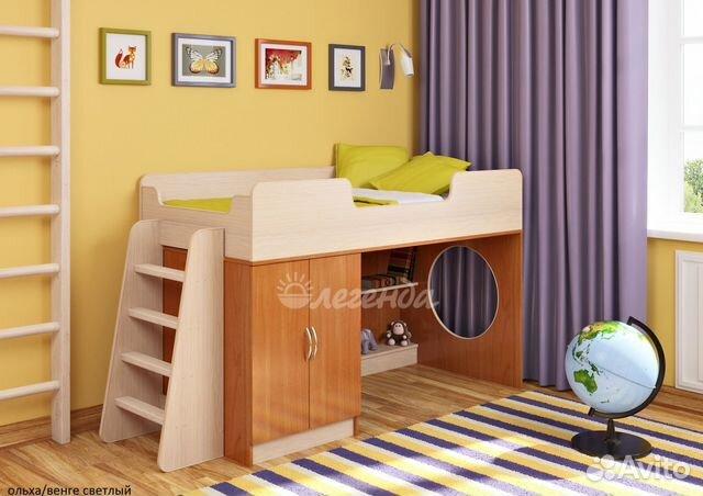 Кровать легенда 2.1