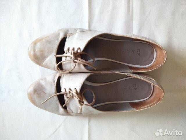 Мужские туфли зенден