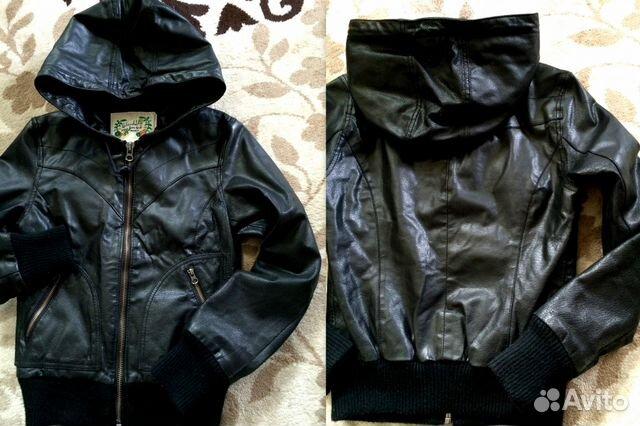 Кожаная куртка Blend She Aнглия 7749636170cc9