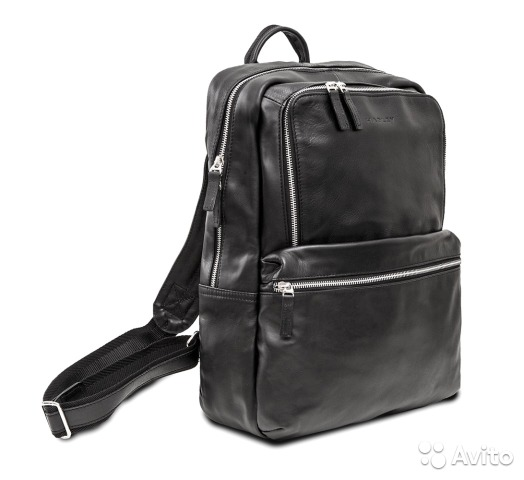 d4b1d0eea2f3 Кожаный рюкзак Hadley Hatton Black | Festima.Ru - Мониторинг объявлений