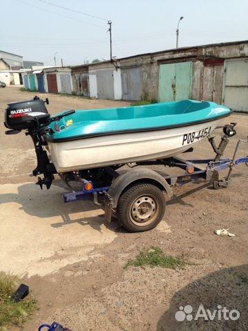 лодка кроха цена