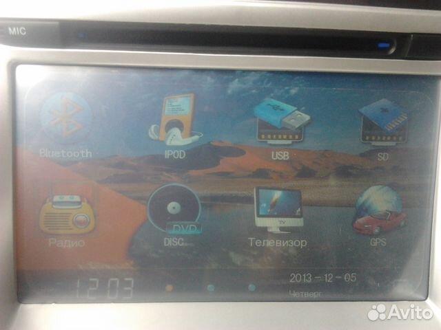 Автомобильный мультимедийный центр на Elantra  купить 2