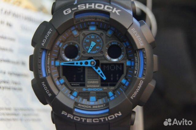 casio g-shock ga-100 инструкция на русском языке