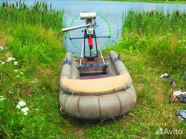 аэролодка для охоты и рыбалки