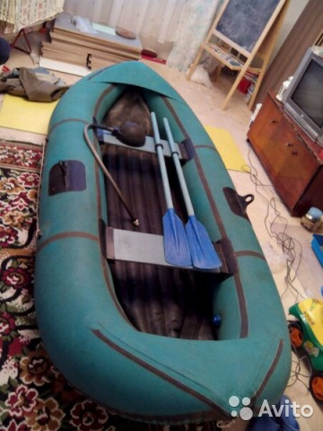 уфимская лодка уфимка 21