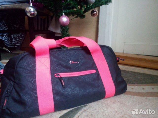 71eb5004 Спортивная сумка Demix | Festima.Ru - Мониторинг объявлений