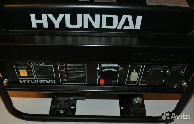 масло для генератора hyundai hhy2500f