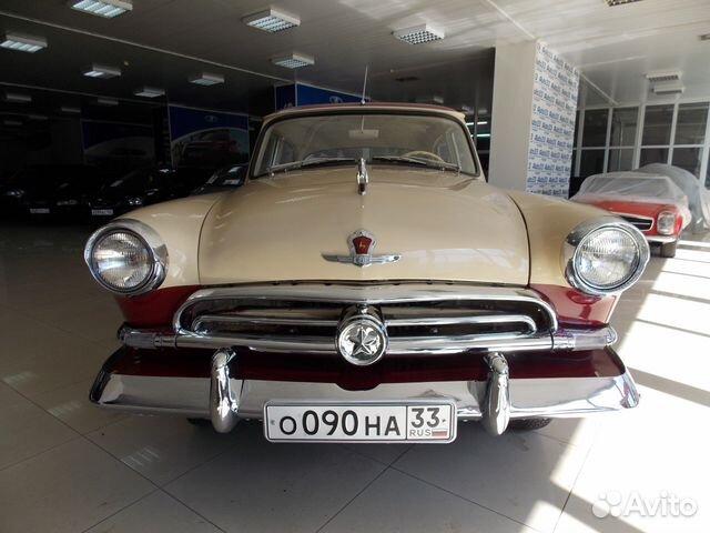 ГАЗ 21 Волга, до 1960 — фотография №4