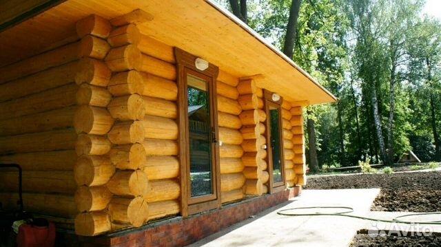 деревянные бани под ключ объявления