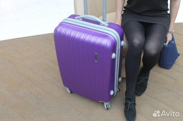 f00b75f75990 Казань - чемодан из ABS пластика на колесах | Festima.Ru ...