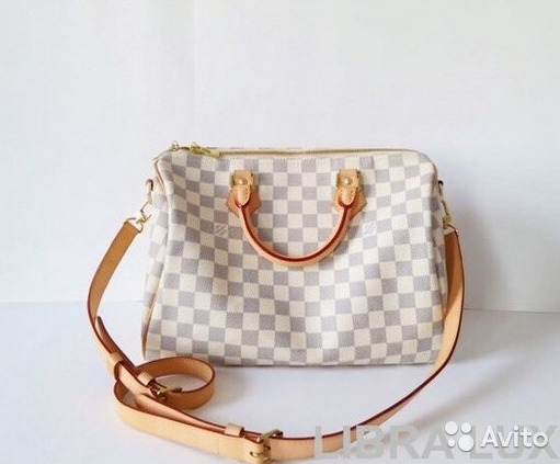 85c667327572 Сумка Louis Vuitton Speedy Bandouliere Серая   Festima.Ru ...