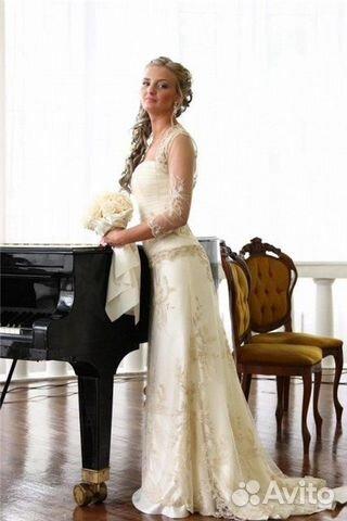 Свадебные платья на авито волгоград