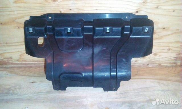 защита радиатора на ниссан патфайндер фото