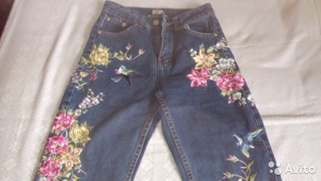Частное в джинсах 10