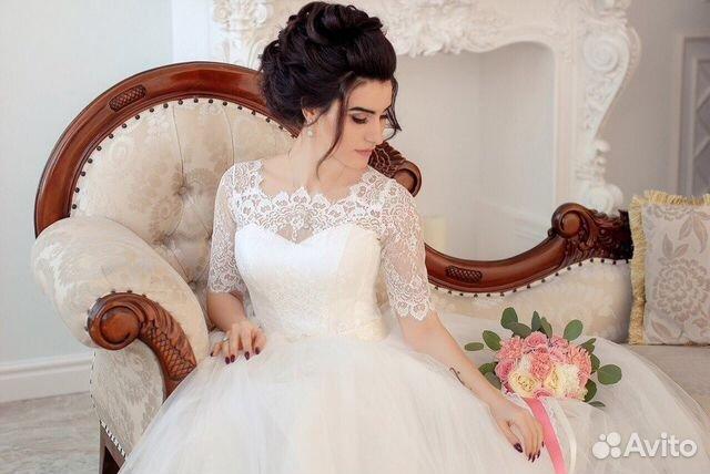 Авито орел купить свадебное платье в