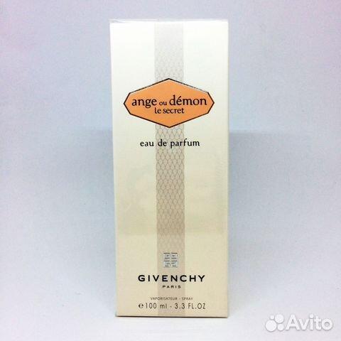Givenchy Ange Ou Demon Le Secret Eau De Parfum купить в санкт