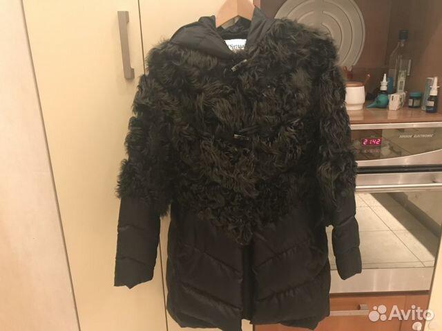 9024fb17063 Зимнее брендовое пальто новое купить в Санкт-Петербурге на Avito ...