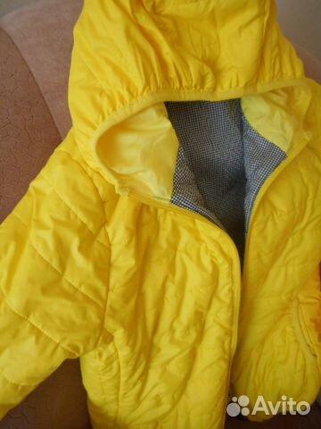 6600e59e5 Куртка демисезонная - Личные вещи, Одежда, обувь, аксессуары - Алтайский  край, Яровое - Объявления на сайте Авито