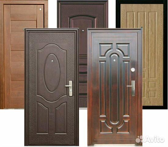 Купить входные двери бу в краснодаре