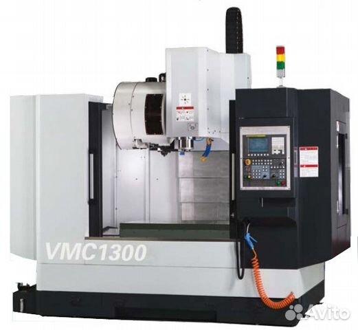 Вертикальный обрабатывающий центр с чпу VMC1300 89145558201 купить 1