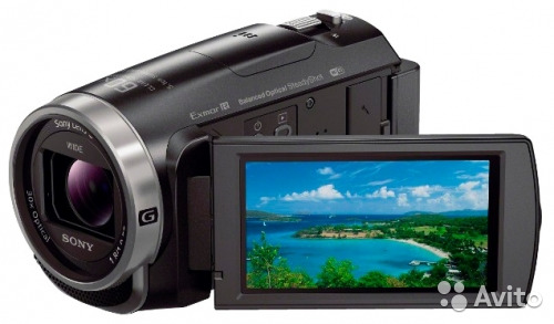Sony hdr cx760e - ремонт в Москве sony hdr cx580e цена