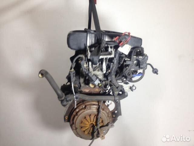 фиат пунто технические двигатель 1,4 размеры коленвала