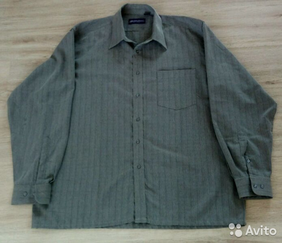 8c101c97ee1 Рубашка мужская новая
