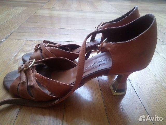 10433574582b3 Туфли для бальных танцев, сатин, р.21,5 - Личные вещи, Детская одежда и  обувь - Адыгея, Майкоп - Объявления на сайте Авито