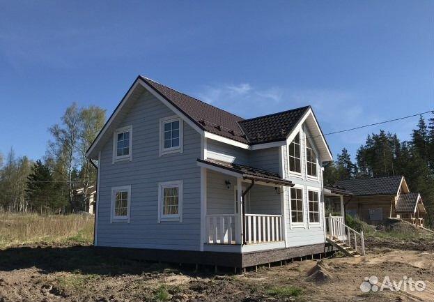 Дом 150 м² на участке 6 сот. 89622003919 купить 3