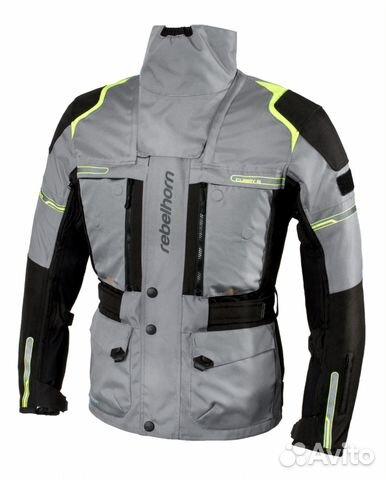 481614755e9 Куртка текстильная rebelhorn cubby III