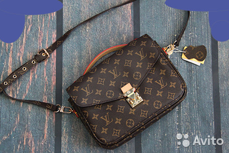3df9c004ea2f Клатч Louis Vuitton Натуральная кожа качество | Festima.Ru ...