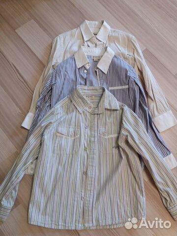 d96ad8d3b9a Рубашки жилетки для школы купить в Ярославской области на Avito ...