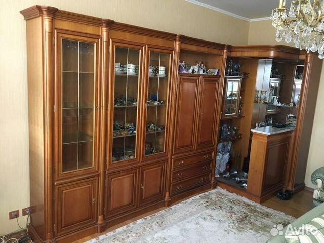 стенка угловая корпусная мебель для зала купить в москве на Avito