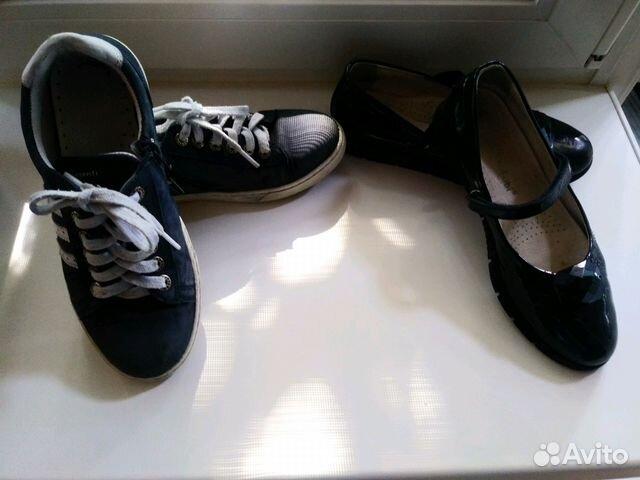 e4501b52c Туфли, кроссовки для школы купить в Москве на Avito — Объявления на ...