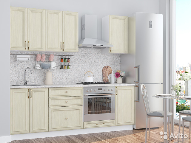 Кухонный гарнитур Шале купить 4