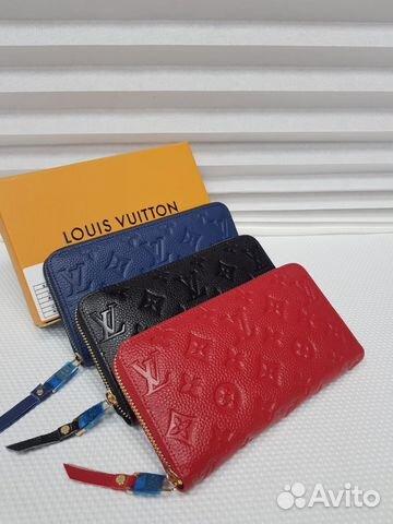 0b8ab1d0d43c Кошельки Louis Vuitton 19x10см Нат кожа | Festima.Ru - Мониторинг ...