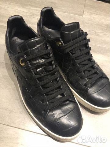 b6a19b4c24bc Кеды (сникерсы) Louis Vuitton, оригинал купить в Москве на Avito ...