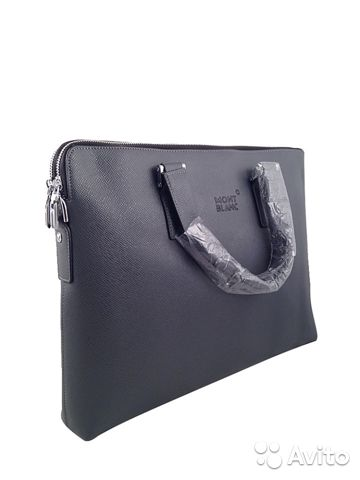 83025157d20e Мужская сумка портфель через плечо Mont Blanc.599 купить в Москве на ...